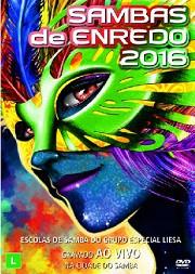 Sambas de enredo 2016 (Grupo Especial do Rio de Janeiro)