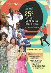 Turnê 25º Prêmio da Música Brasileira - Homenagem ao samba