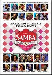 Samba Social Clube - Ao vivo, vol. 5 - A maior roda de samba de todos os tempos