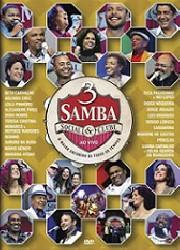 Samba Social Clube - Ao vivo, vol. 3