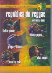 República do Reggae (Ao vivo na Bahia)