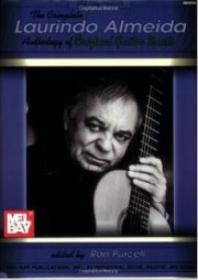 The complete Laurindo Almeida - Anthology of Original guitar duets
