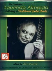 The complete Laurindo Almeida - Anthology of Traditional guitar duets