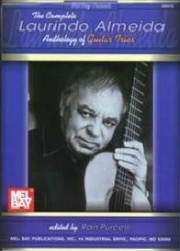 The complete Laurindo Almeida - Anthology of Guitar trios