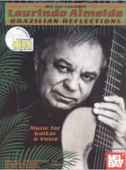 Laurindo Almeida Brazilian reflections (Music for guitar & voice)