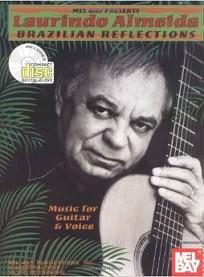 Laurindo Almeida Brazilian reflections (Music for guitar & voice)