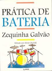 Prática de bateria