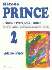 Método Prince (Leitura e percepção - Ritmo), vol.2