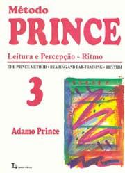 Método Prince (Leitura e percepção - Ritmo), vol.3