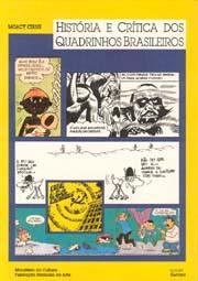 História e crítica dos quadrinhos brasileiros