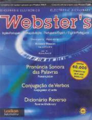 Dicionário eletrônico Webster's em CD-Rom: Inglês-Português / Português-Inglês