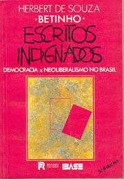 Escritos indignados - Democracia X Neoliberalismo