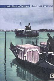 Ana em Veneza