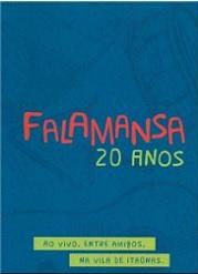 20 anos - Ao vivo, entre amigos, na vila de Itaúnas