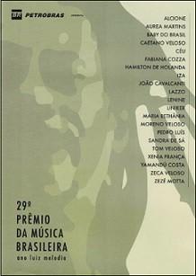 29º Prêmio da Música Brasileira (Ano Luiz Melodia)