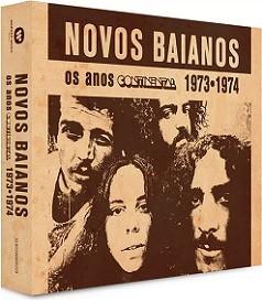 Os anos Continental 1973-1974