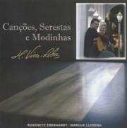Canções, serestas e modinhas - H. Villa-Lobos