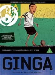 Ginga - A alma do futebol brasileiro