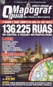 O guia Mapograf 2017-2018 - Sao Paulo e municípios