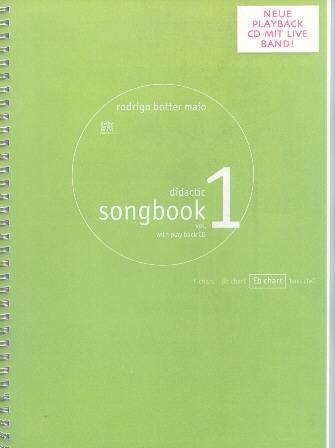 Rodrigo Botter Maio - Didactic songbook Vol. 1