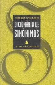 Dicionário de Sinônimos