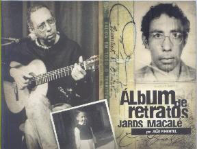 Jards Macalé (Col. Álbum de Retratos)