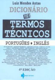 Dicionário de termos técnicos (Português - Inglês)