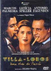 Villa-Lobos (Uma vida de paixão)
