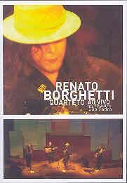Quarteto ao vivo no Theatro San Pedro
